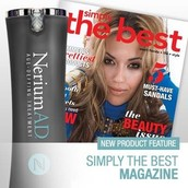 Nerium AD anti aging products