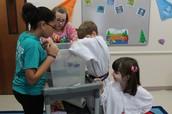 Children's Church- Camp Courage!