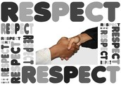 RESPECT PARTNER'S IDEAS AND THINKING