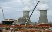NUCLEAR POWER IS A FOE...