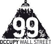 Wall Street Movement Poster