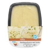 aardappelpuree met boter