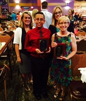 Cape Coral Chamber Student and Teacher of the Year!