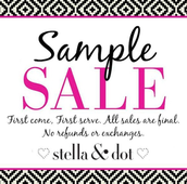 Sample Sale Will End soon, so Connect Today!