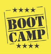 Junior High School Boot Camp for Parents/Escuela Boot Camp para los padres.