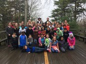 5th grade campers and chaperones!