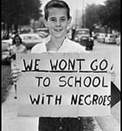 Protesting Segregated Schools