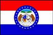 This is the Missouri state flag