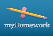 Check my homework nightly!