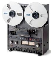 An analog tape recorder