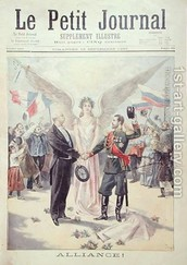 Franco-Russian Alliance - 1894