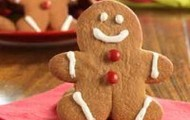 Gingerbread Cookie (molasses)