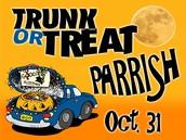 Trunk or Treat Parrish!