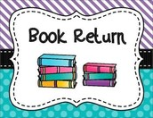 All student books due no later than May 20, 2016