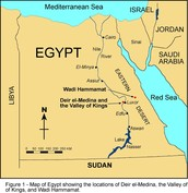 Does Egypt Have Much Water?