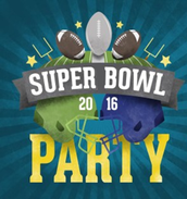 YOUTH SUPERBOWL PARTY