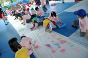 Collaborative Arts Project @ Shatin Junior