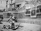 Roman Gladiator Fight