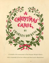 About the Christmas Carol.