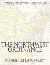 The Northwest ordinance .