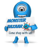 Monster Bazaar