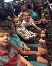 Kids on Mission at HGCS
