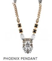 Phoenix Pendant  Reg $118 ~ Sale $59