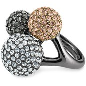 Soiree Trio Ring (adjustable size)