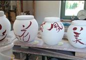 Pottery stations!