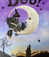 Purple Hallows Eve