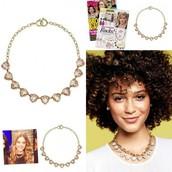 Somervell Rose Gold Necklace
