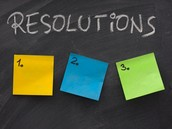 Resolution-the end of the story and where all the problems have be solve.
