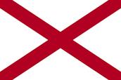 Alabama's flag