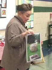 Bette Perot Elementary Library-Keller ISD