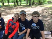 Elijah, Wyatt & Caleb