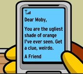 First Example of Cyberbullying