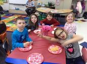 Valentine's Party Fun!!