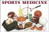 Sports and medicine combined?? Okay that's cool
