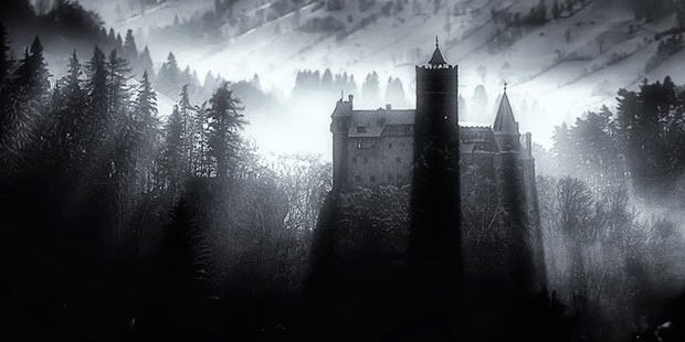 Horror Writing in Transylvania | Smore Newsletters