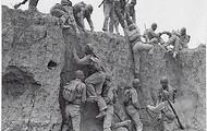 Troops in the war