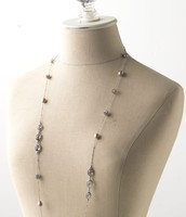 Annabelle Necklace - Silver