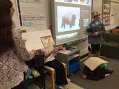 Acting out Early American Regions