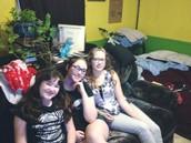 My Step- Sisters