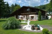 Our house in Garmisch
