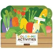 Fresh Harvest Color-Me Activities