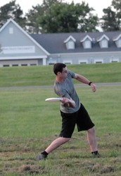 Intramural Ultimate Frisbee