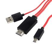 HDMI kaabel nutiseadmele