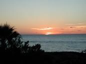 The Beautiful Sunset