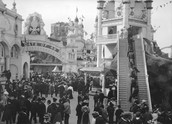 Picture of Early Escalator