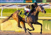 Oxbow Leads the way into Arkansas Derby